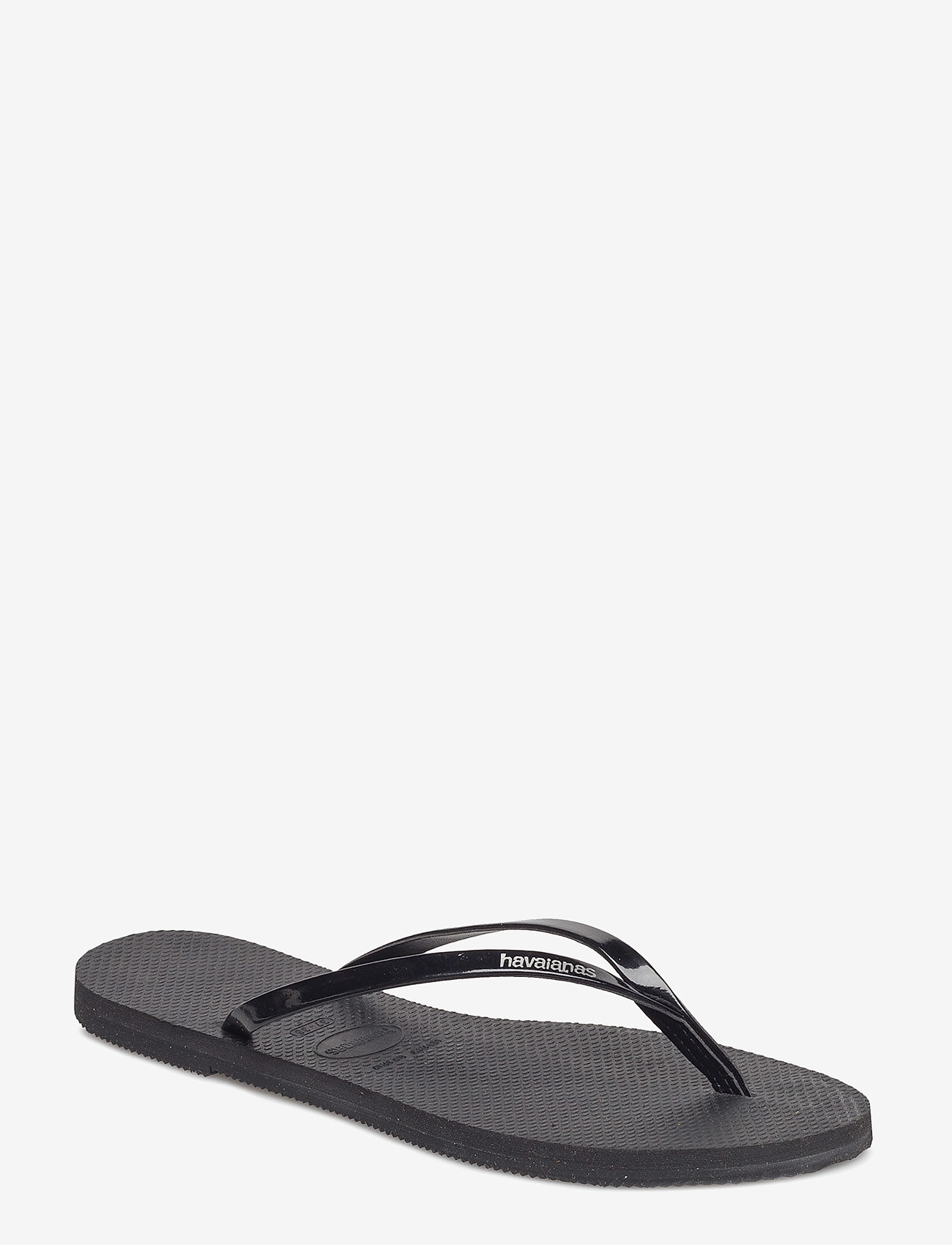 Havaianas - Hav You Metallic - varvassandaalit - black 0090 - 0