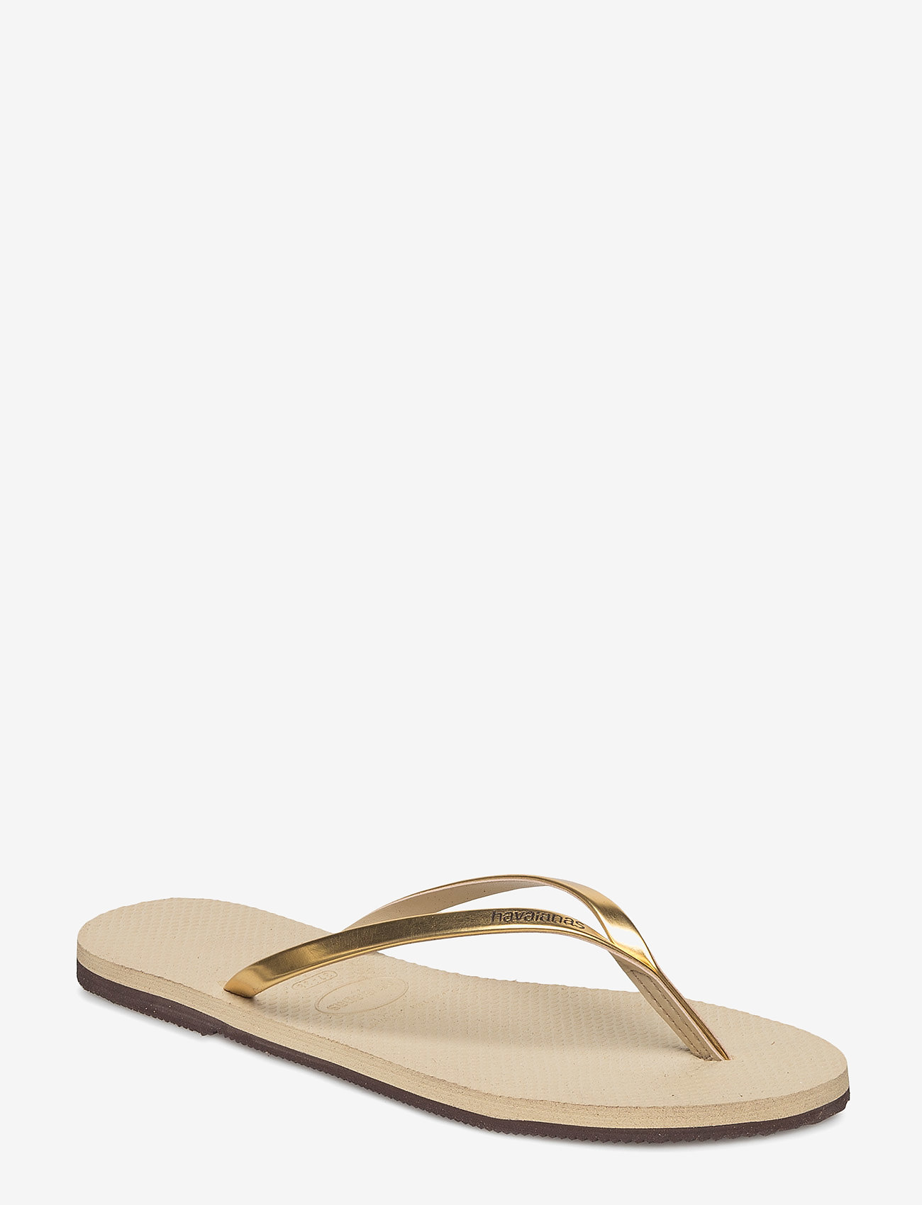 Havaianas - Hav You Metallic - teenslippers - sand gr/lt gold 2719 - 0