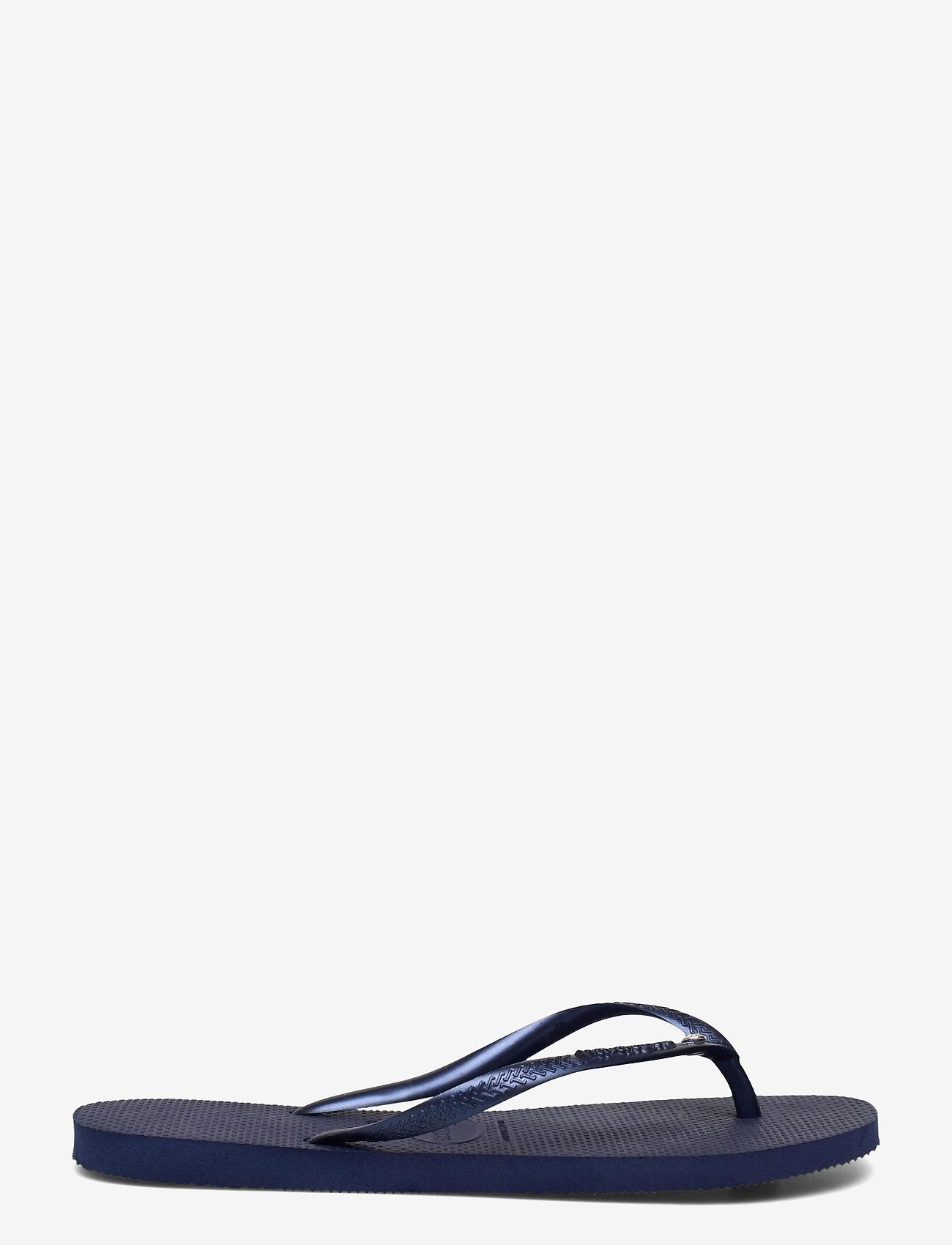 Havaianas - Slim Crystal SW II - teenslippers - navy blue 0555 - 1