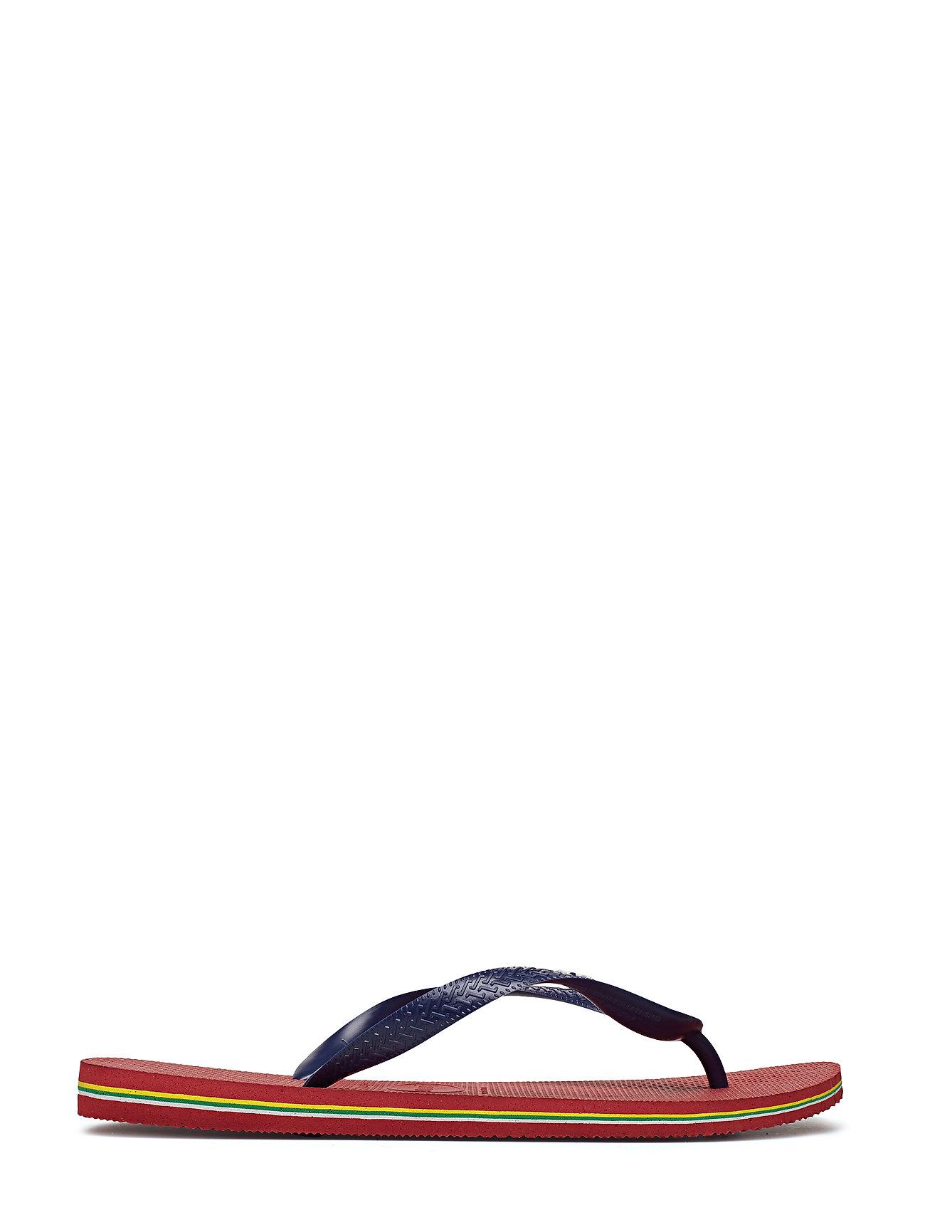 Havaianas - Hav Brazil Logo - slipper - red 1440 - 1