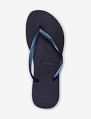 Havaianas - Slim - teenslippers - blue - 2