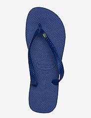 Havaianas - Brasil - teen slippers - 2711 marine blue - 3