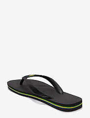 Havaianas - Brasil - teen slippers - black - 1