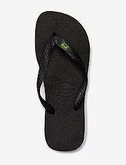 Havaianas - Brasil - teen slippers - black - 2