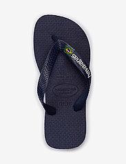 Havaianas - BRASIL LOGO FLIP FLOP - flip flops & watershoes - blue - 2