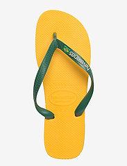 Havaianas - Hav Brazil Logo - slipper - banana yellow 1652 - 3
