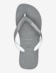 Havaianas - Top Mix - teen slippers - steel grey/grey 5002 - 3