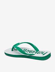 Havaianas - Top Logomania 2 - teen slippers - tropical green 2078 - 2