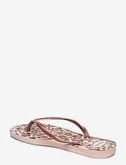 Havaianas - Hav Slim Animals - klip-klapper - ballet rose 0076 - 2