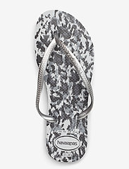 Havaianas - Hav Slim Animals - teenslippers - grey si/ice gre 3499 - 3