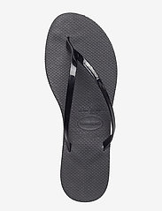 Havaianas - Hav You Metallic - varvassandaalit - black 0090 - 3