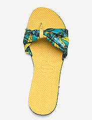 Havaianas - Hav You Saint Tropez - teenslippers - gold yellow 0776 - 3