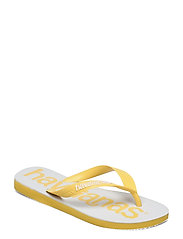 Top Logomania 2 - GOLD YELLOW 0776