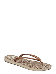Hav Slim Animals - BEIGE/ROSE GOLD 5046