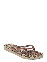 Hav Slim Animals - SAND/ROSE GOLD 4879