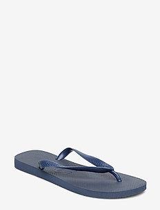 TOP - flip-flops - navy blue