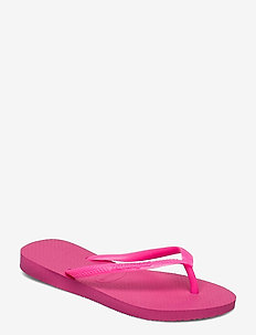 Hav Kids Slim - slipper - pink flux 5784