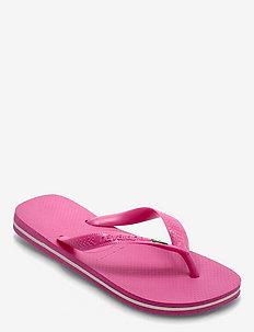 Brasil - klip-klapper - pink flux 5784