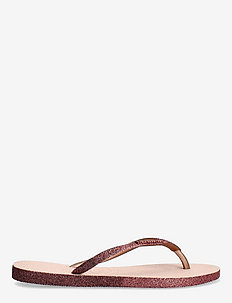 Sllim Sparkle II - flip flops - ballet rose 0076