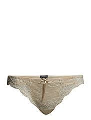 THONG HEIDI - DEW / CREAM TAN