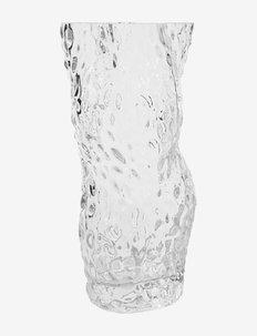 Ostrea Rock Glass Vase - Clear - køb efter pris - clear