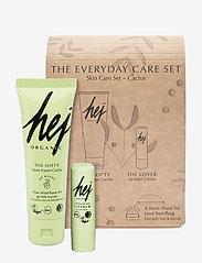 Hej Organic - HEJ ORGANIC THE EVERYDAY CARE SET - presentaskar - no colour - 0