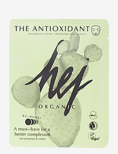 THE ANTIOXIDANT SECOND SKIN MASK - NO COLOUR