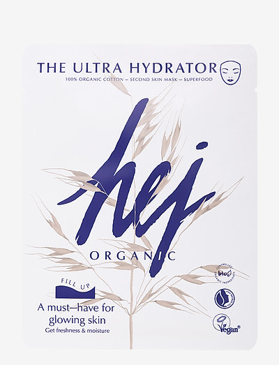 THE ULTRA HYDRATOR SECON SKIN MASK - NO COLOUR
