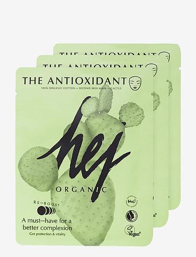 THE ANTIOXIDANT SET - NO COLOUR