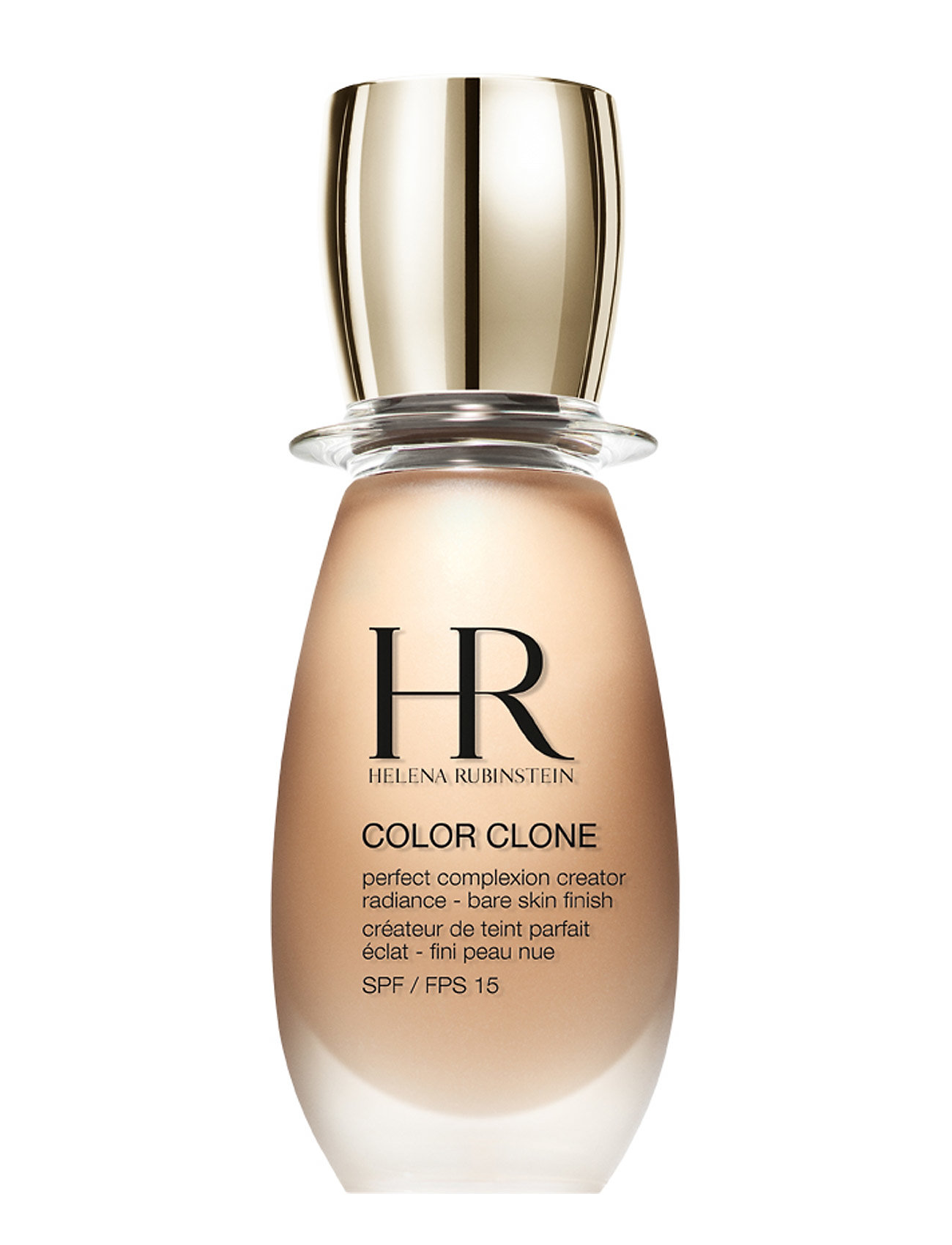 Image of Color Cl Peach 15 Foundation Makeup Helena Rubinstein (3260818851)