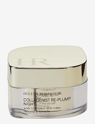 Collagenist Re-Plump Night Cream - natcreme - clear