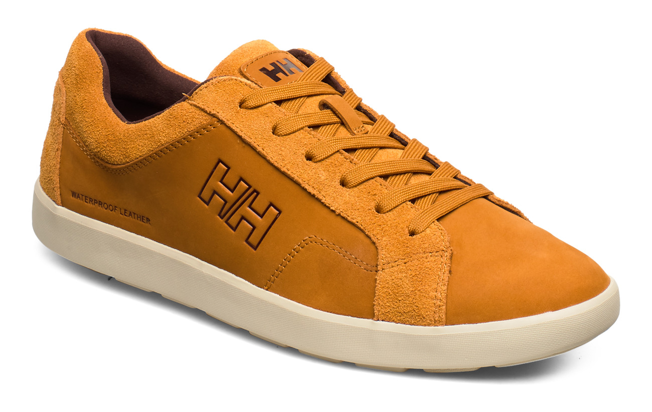Helly Hansen VERNON LOW-CUT - NEW WHEAT / NATURA