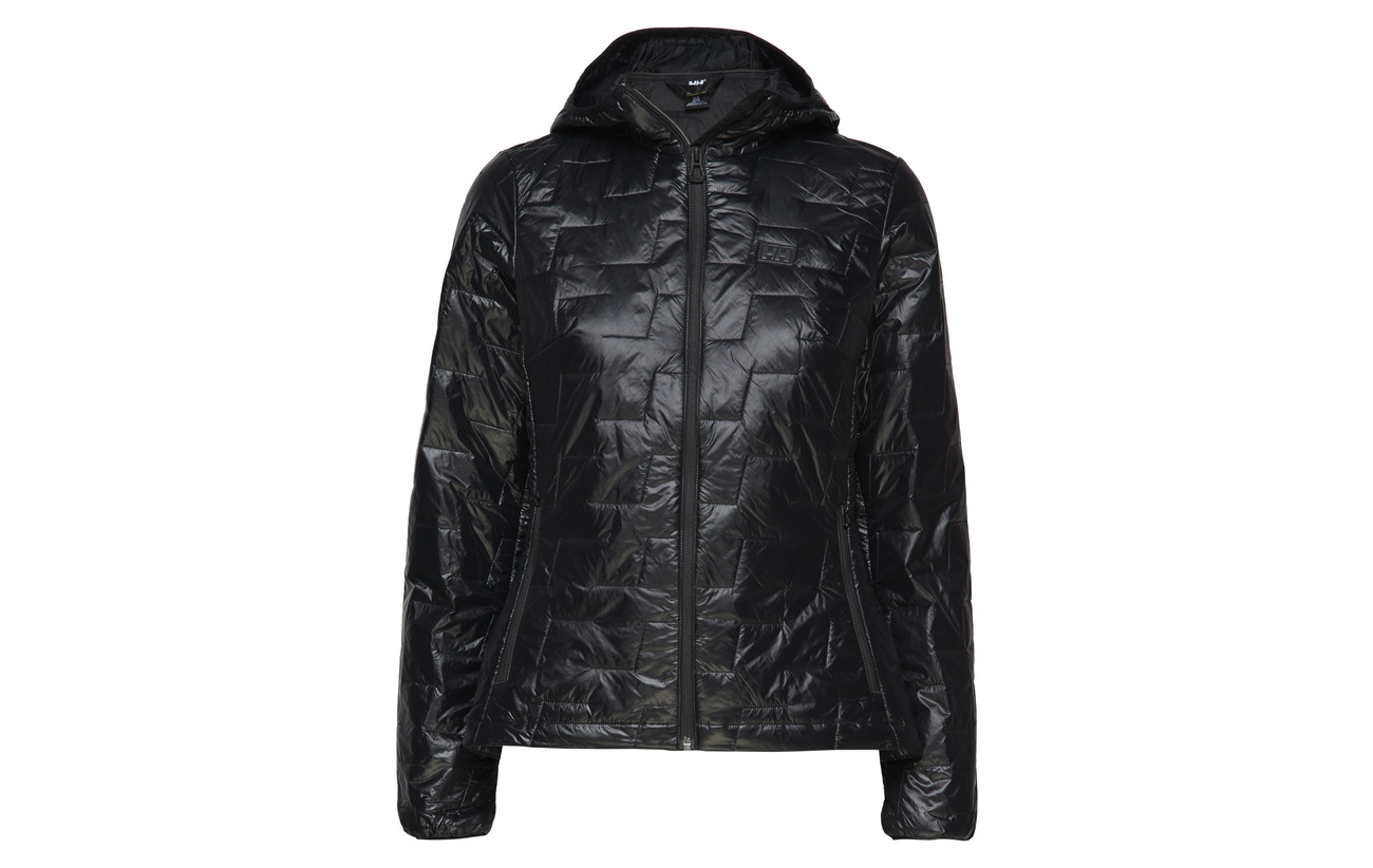 W Ja Hooded Hansen Insulator Polyamide Helly 100 Lifaloft Black C4xRg5qwp