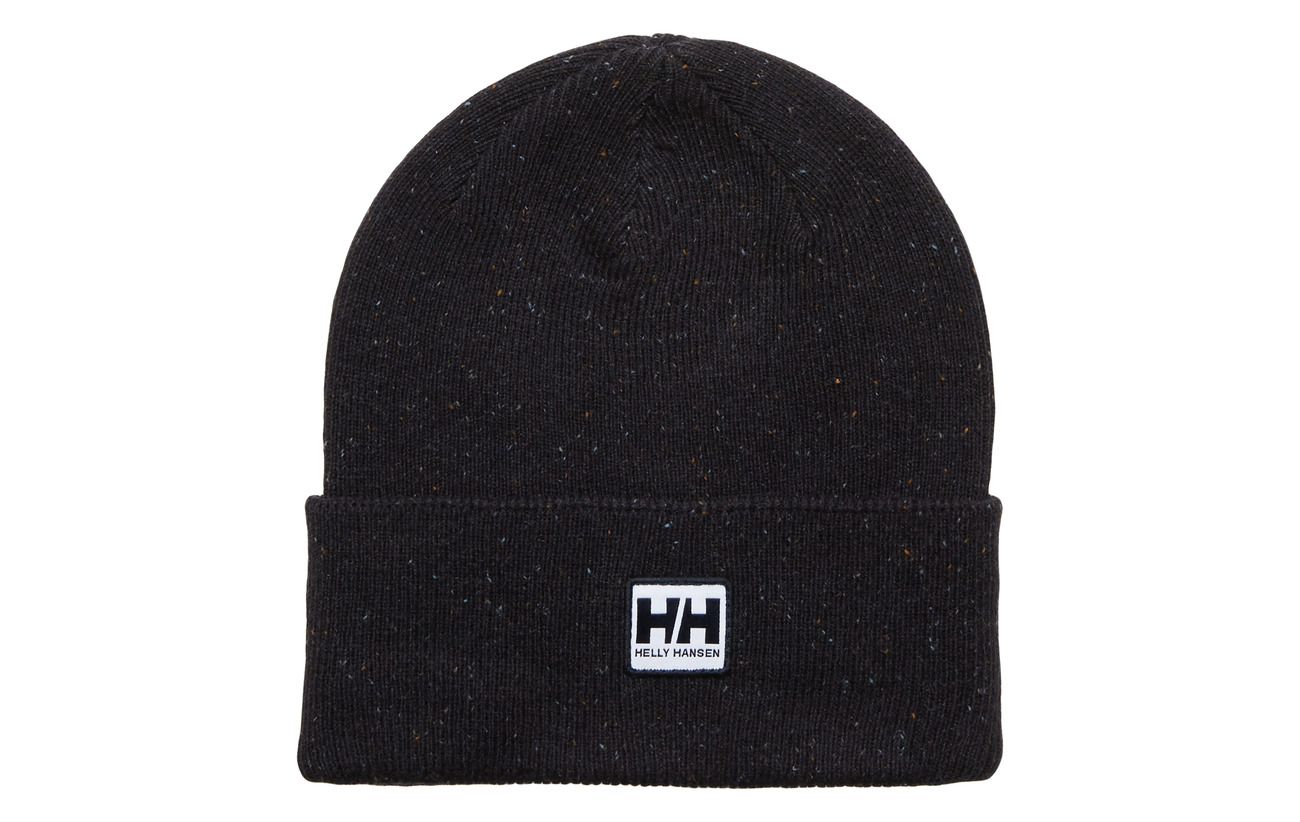 Helly Hansen URBAN CUFF BEANIE - BLACK