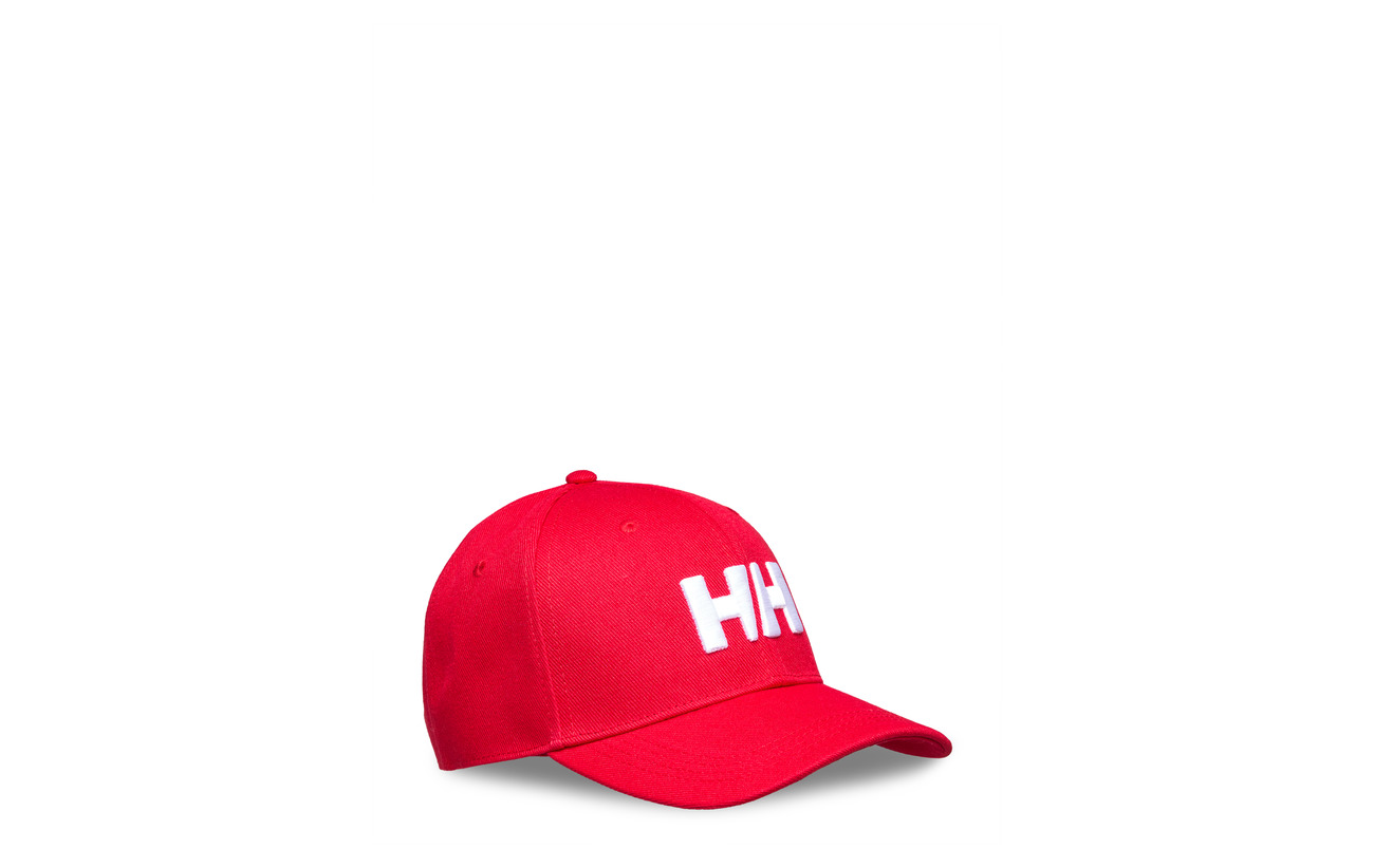 Helly Hansen HH BRAND CAP - ALERT RED