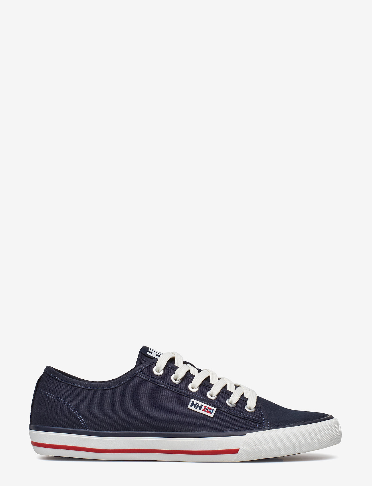 Fjord Canvas Shoe V2 (Navy/red/off White) - Helly Hansen SvQRnU