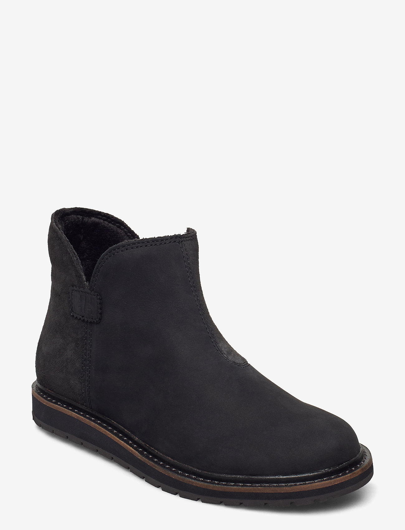 Helly Hansen - W SERAPHINA DEMI - flat ankle boots - triple black - 0