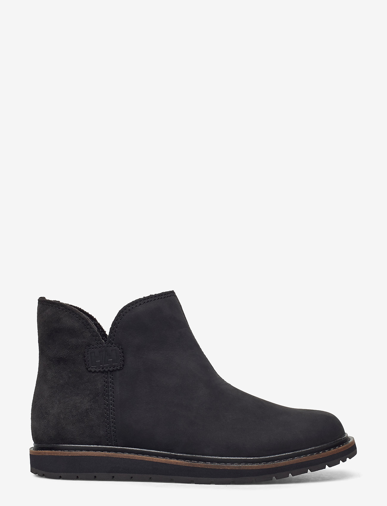 Helly Hansen - W SERAPHINA DEMI - flat ankle boots - triple black - 1