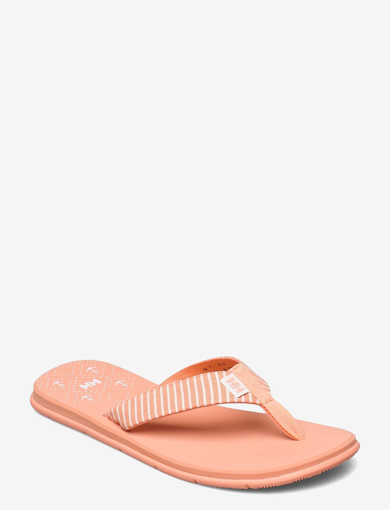 Helly Hansen - W IRIS SANDAL - sport schoenen - melon / off white - 0
