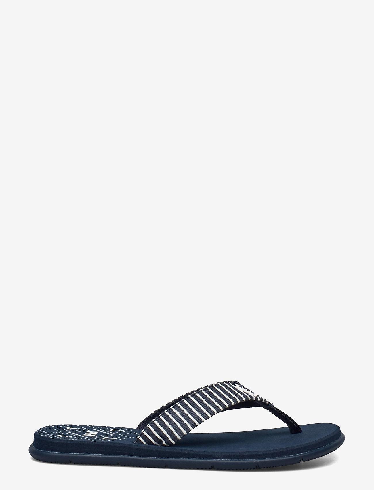 Helly Hansen - W IRIS SANDAL - sport schoenen - navy / off white - 1