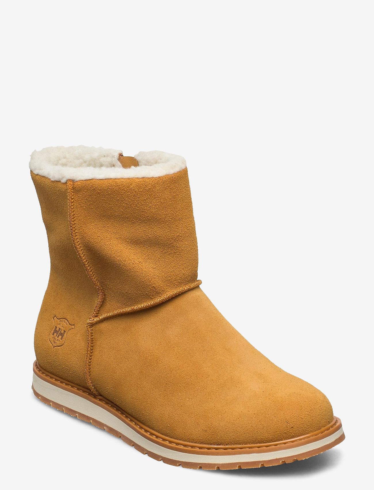 Helly Hansen - W ANNABELLE BOOT - flat ankle boots - 726 new wheat / natura / light - 0