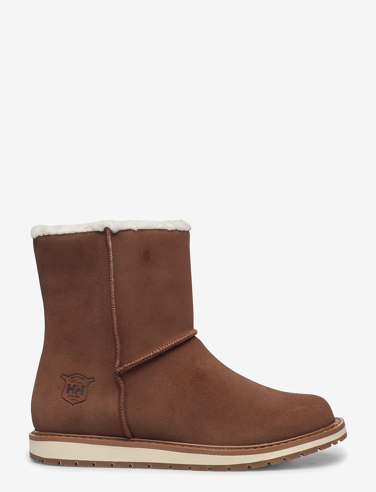 Helly Hansen - W ANNABELLE BOOT - flat ankle boots - 766 whiskey / natura / sperry - 1