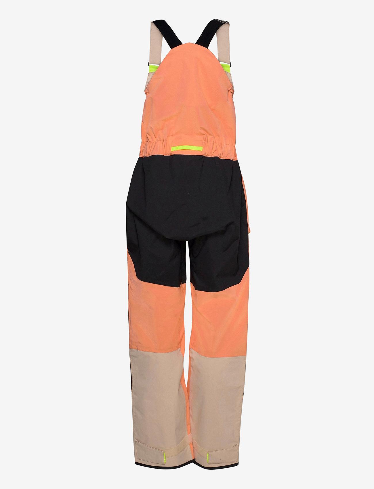 Helly Hansen - W PIER BIB - pantalon de randonnée - melon - 1