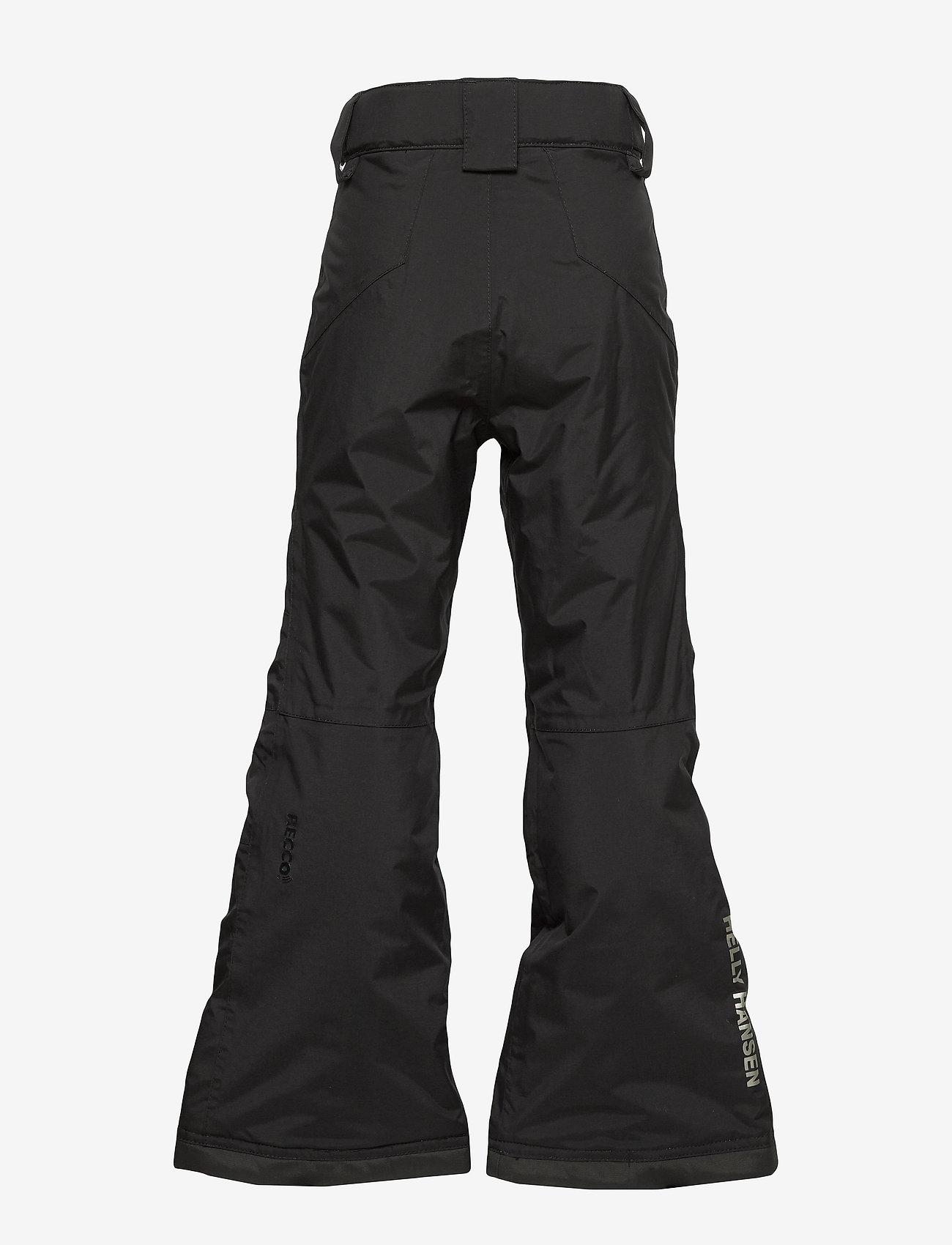 Helly Hansen - JR LEGENDARY PANT - vinterbukser - 990 black - 1