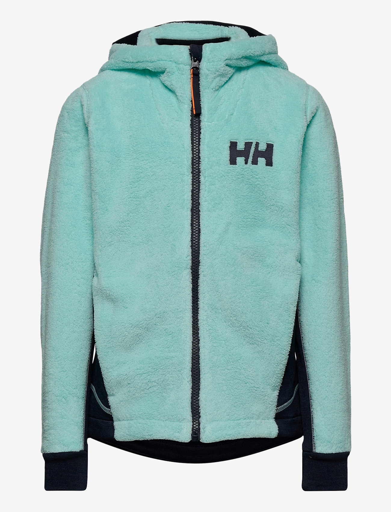 Helly Hansen - JR CHILL FZ HOODIE - fleecetøj - blue tint - 0