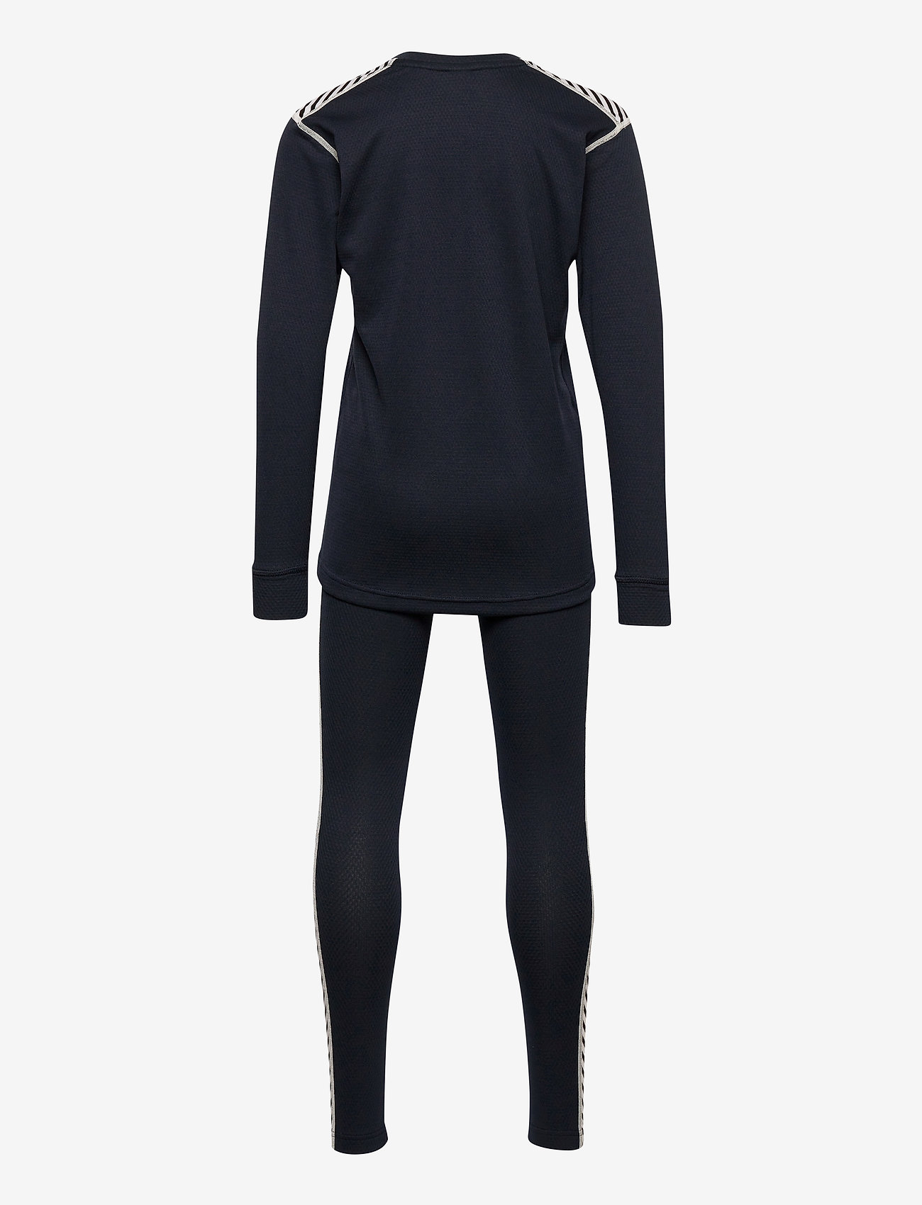 Helly Hansen - JR HH LIFA ACTIVE SET - undertøysett - 597 navy - 1