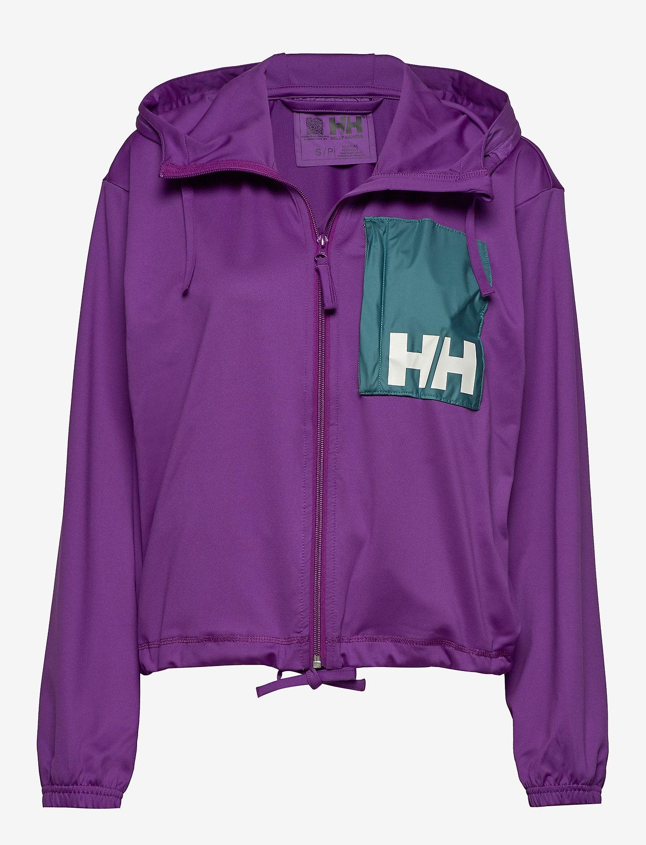W P&c Jacket (Heritage Purple) - Helly Hansen hxov49