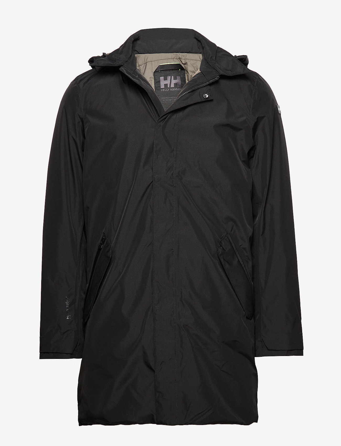 Oslo Padded Coat (Black) - Helly Hansen 8KdQQy