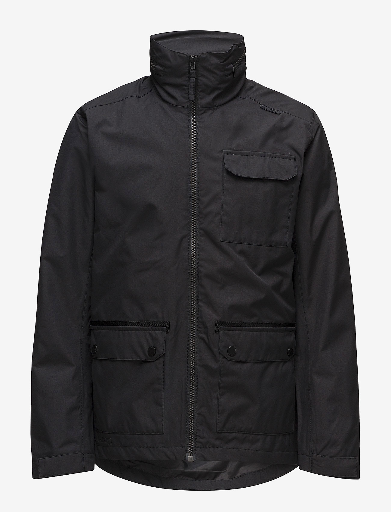 Helly Hansen - HIGHLANDS JACKET - parki - 990 black - 1