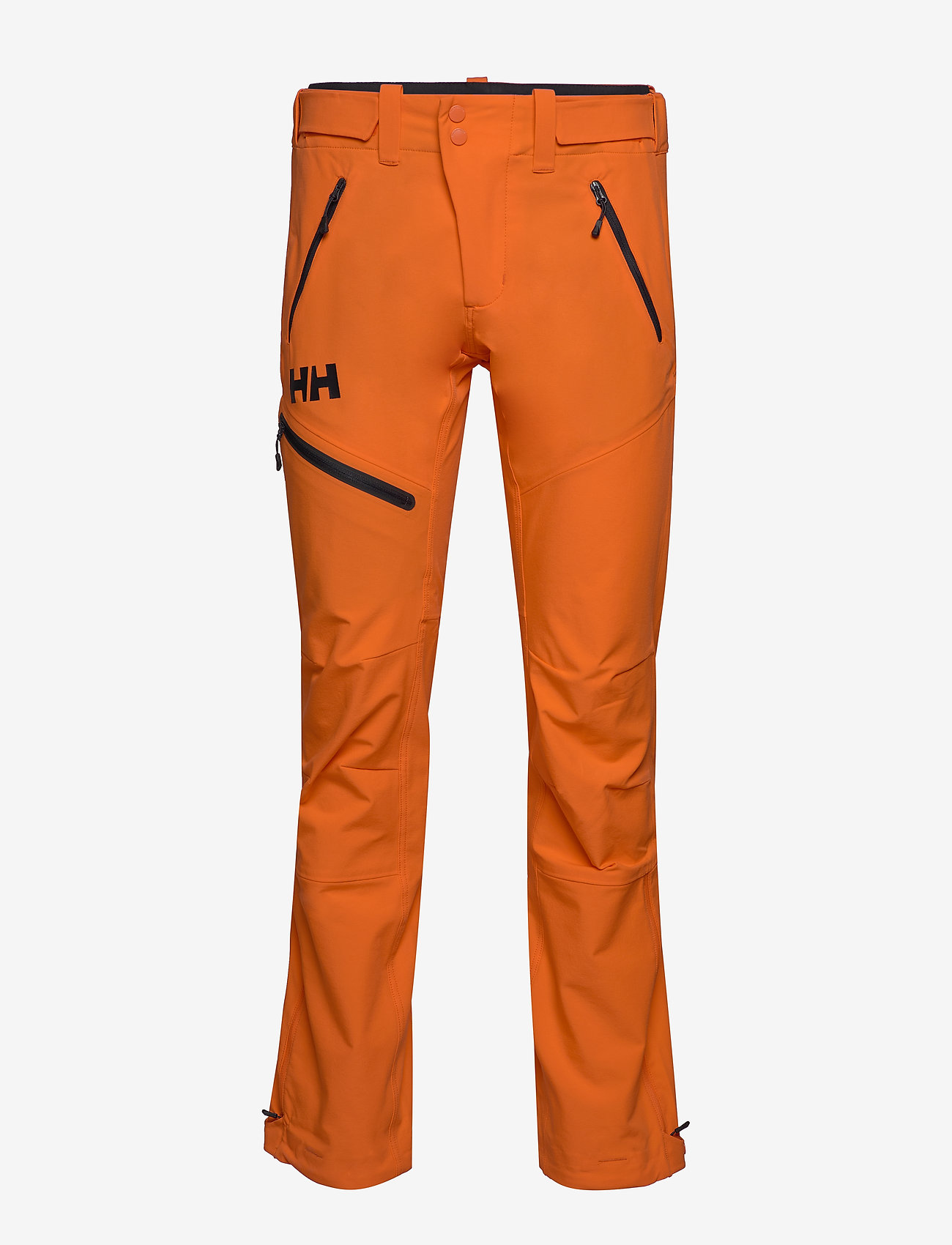 Helly Hansen - ODIN HUGINN PANT - ulkohousut - blaze orange - 0